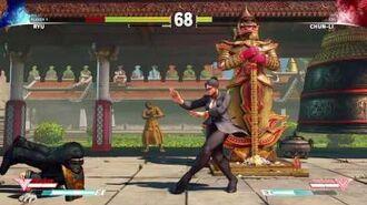 STREET FIGHTER V Temple Hideout Showcase School Uniform Ryu