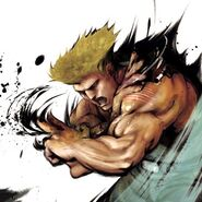 SSF4 Guile