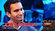 Joey Ansah The Vision