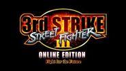 Street Fighter III 3rd Strike Online Edition Music - Crazy Chili Dog - Urien Stage Remix