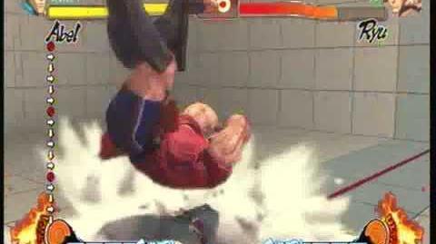 Street Fighter 4 Abel - Super Heartless