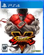 SFV PS4 Box NA