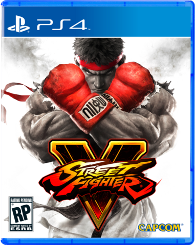 Archivo:SFV PS4 Box NA.png
