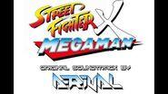 Street Fighter X Mega Man OST - Rose Theme
