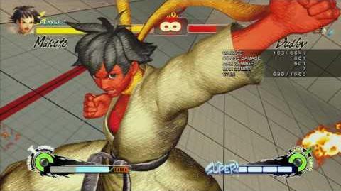 Super Street Fighter IV Makoto's Marvellous Mixup 2 - j