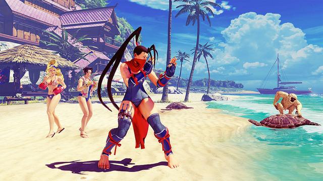 File:SFV Ibuki Summer Costume.jpg