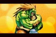 Street-Fighter II Turbo Revival - Blanka's Ending