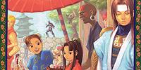 Street Fighter EX series