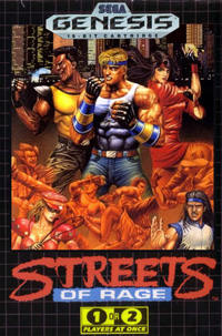 Streets of Rage (cover)