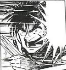 Kunai manga