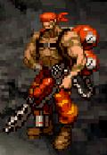 Commando Flamethrower