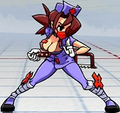Skullgirls valentine hiryu color