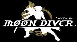 Moon diver logo