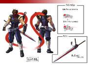 Hiryu's concept design