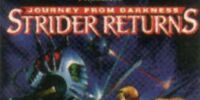 Strider Returns (Game Gear)