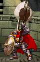 Armored guard shield