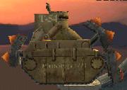 T-54 vehicle