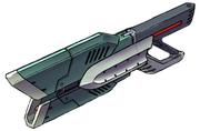 NewStrider Solo weapon