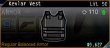 SFH2 Kevlar Vest