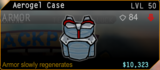 SFH2 Aerogel Case