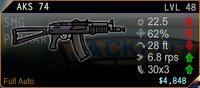 SFH2 AKS 74