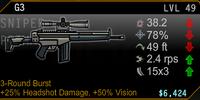 G3 Sniper Rifle