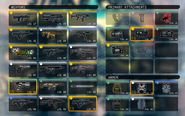 Weapons Presentation
