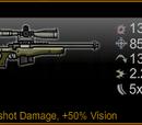 L118A Sniper Rifle