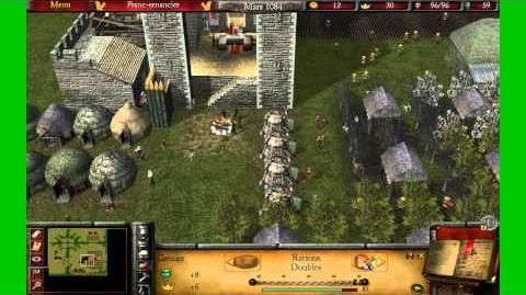 Stronghold 2 Pro 2012 Gameplay+Nice Music HD