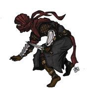 Assassin fantasyart