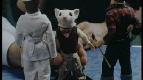 Bloopers - Stuart Little - Tomas Falsas 1