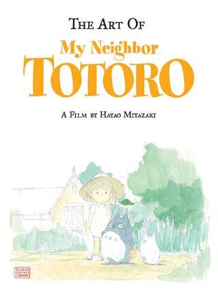 File:The Art of My Neighbor Totoro - Part 1.jpg