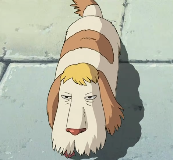 Heen Studio Ghibli Wiki Fandom Powered By Wikia