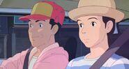 Toshio och Taeko