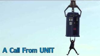 Doctor Who Unreleased Music - The Day Of The Doctor - A Call From UNIT