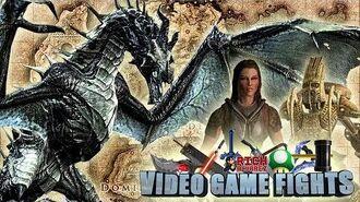 Pitch ELDER SCROLLS VI ! - Video Game Fights! (Re-Upload)