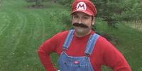 Stupid Mario vs. Hillary Clinton