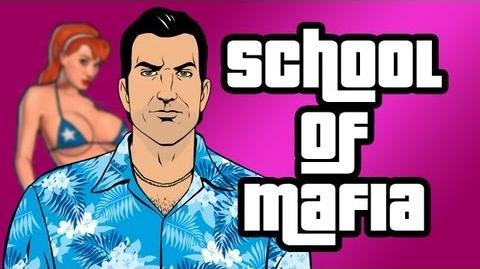 TSVGS - GTA Tommy Vercetti's School of Mafia - That Stupid Video Game Show - Grand Theft Auto