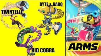 """Nintendo """"ARMS"""" PREVIEW EVENT - Rich Alvarez"""