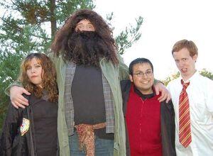 Harry Potter Group Shot
