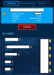 Alliance-mine