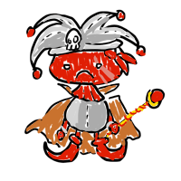 Warador scribble-old