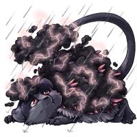 Priggle storm