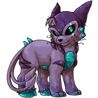 Darkonite lilac