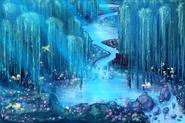 Map glade night