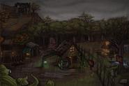 Map shadowglen rain