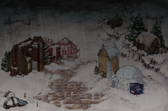 Rainy arcticfrost