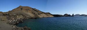 Bartolome Island - panorama 2