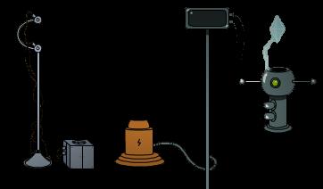 Energy receivers