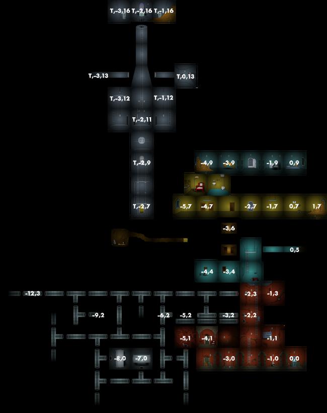 Map sub2 walkthrough